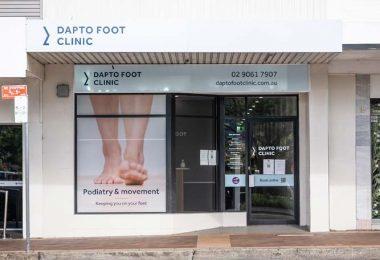 dapto foot clinic surgery